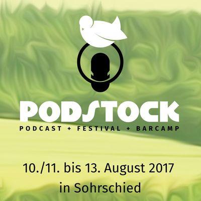 Podstock 2017 - Vorher!