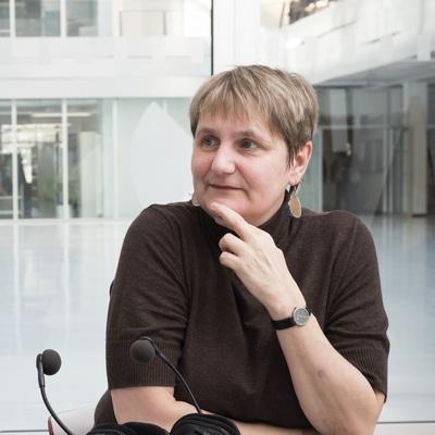 Gudrun Thäter zu Gast bei anderen Podcasts