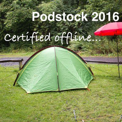 #PodstockDE 2016