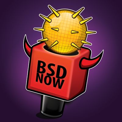 BSD Now MP3 Feed