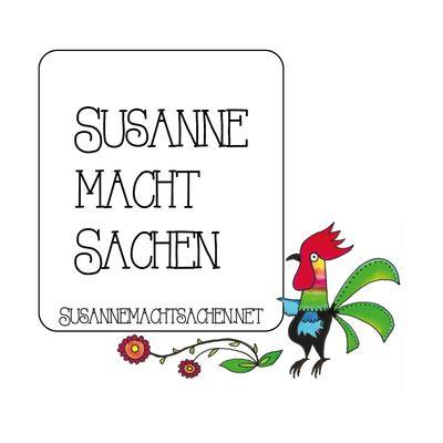 Susanne macht Sachen