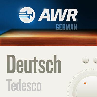 AWR German: Deutsch - Wort zum Tag