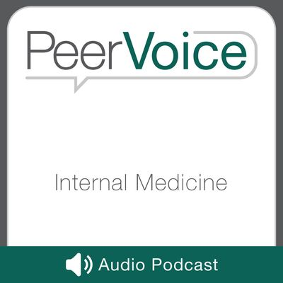 PeerVoice Internal Medicine Audio
