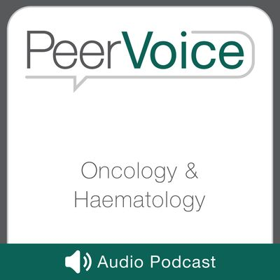 PeerVoice Oncology & Haematology Audio