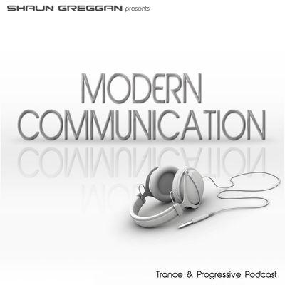 Modern Communication - Trance and Progressive Podcast