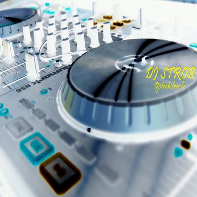Le Podcast Officiel de Dj Strob