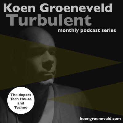 Koen Groeneveld Turbulent Podcast series