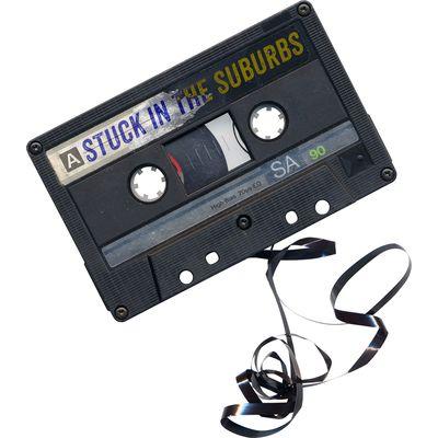 STUCK IN THE SUBURBS - Scott Hays