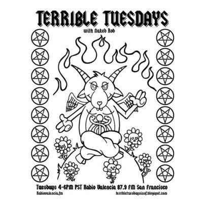 Terrible Tuesdays with DJ Naked Rob