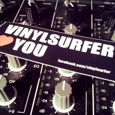 Podcast – Vinylsurfer