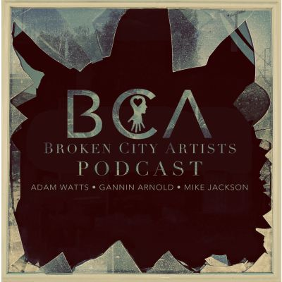 Podcast - BROKEN CITY ARTISTS