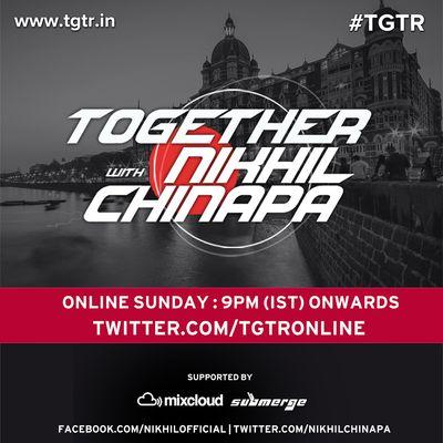Together with Nikhil Chinapa