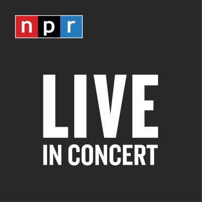 Live In Concert from NPR's All Songs Considered