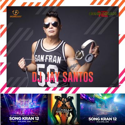 DJ Jay Santos' Podcast