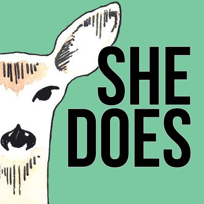 She Does