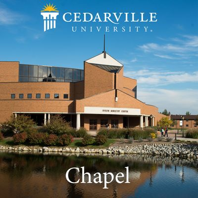 Cedarville University Chapel Message