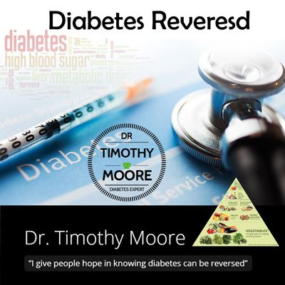 Diabetes Reversed : Diabetic / Homeopathy /Podcasting/Author