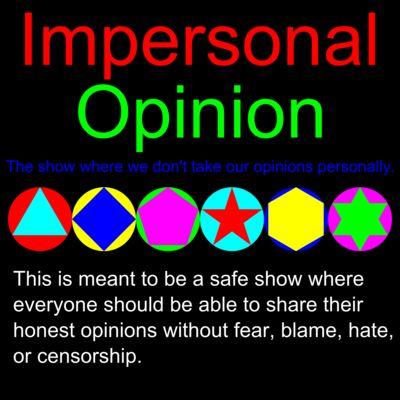 Impersonal Opinion