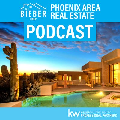 Phoenix Area Real Estate Podcast with Ryan Bieber