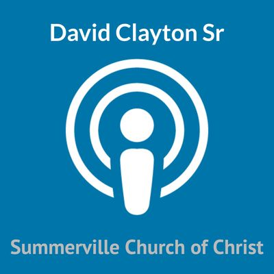 David Clayton Sr.  Teaching Ministry