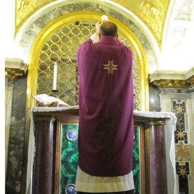 Fr. Brent Maher