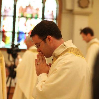 Father Ryan Higdon