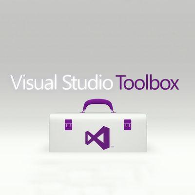 Visual Studio Toolbox  - Channel 9