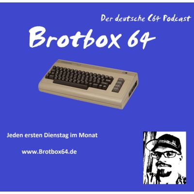 Brotcast - Der C64 Podcast von Brotbox64