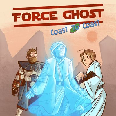 Force Ghost Coast to Coast