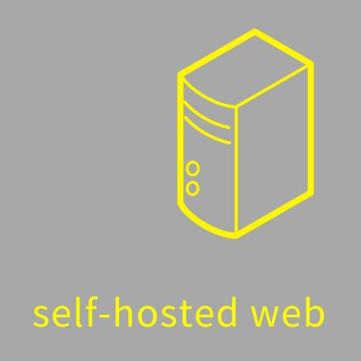 Self-hosted Web