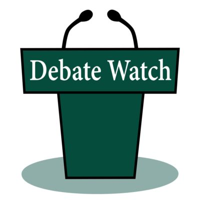 Debate Watch Podcast