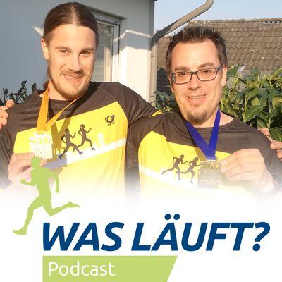 Was läuft? Podcast - Laufen, Marathon und mehr