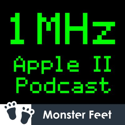 1 MHz Apple II Podcast
