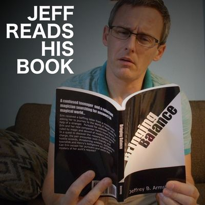 Jeff Reads His Book