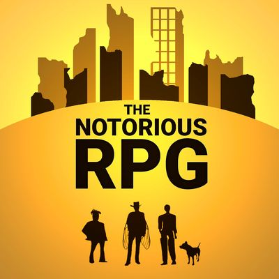 The Notorious RPG: A Mutant Year Zero Actual Play Podcast