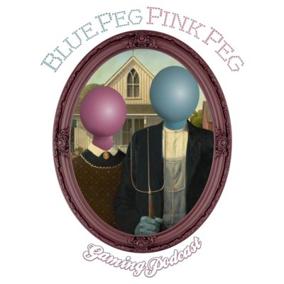 Blue Peg, Pink Peg