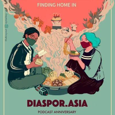 DIASPOR.ASIA Podcast