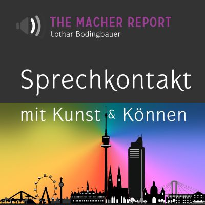 The Macher Report – Interviews
