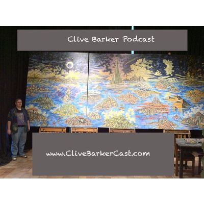 www.CliveBarkerCast.com