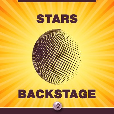 Stars Backstage's podcast