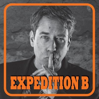 Expedition B - Podcast des Kabarettisten Frederic Hormuth