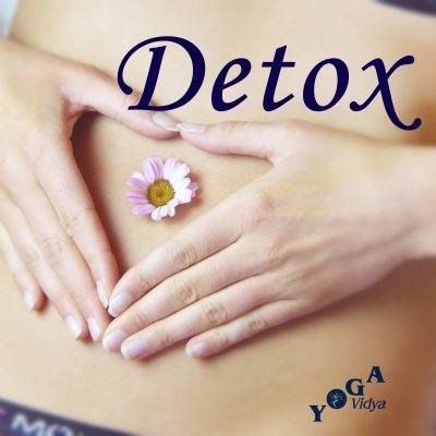 Detox - Ausleitungsverfahren, Entschlacken, Abführen, und Reinigen