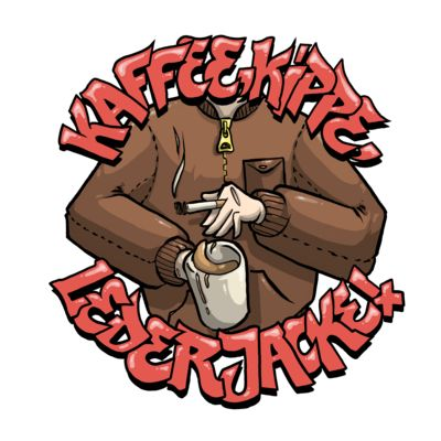Kaffee, Kippe, Lederjacke!
