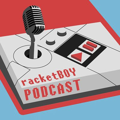 Podcast – RetroGaming with Racketboy
