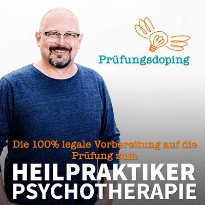 Prüfungsdoping für angehende Heilpraktiker Psychotherapie (HP Psych)