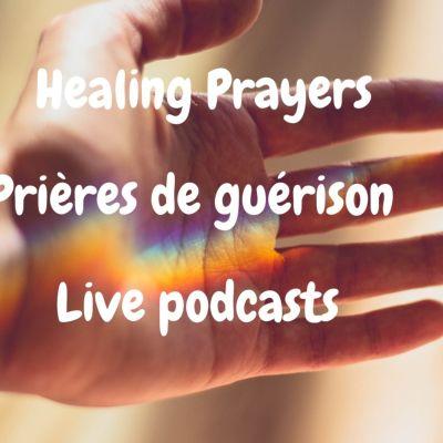 Healing prayers.