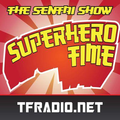 Superhero Time - The Toku Podcast
