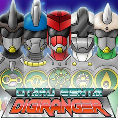 Otaku Sentai Digiranger