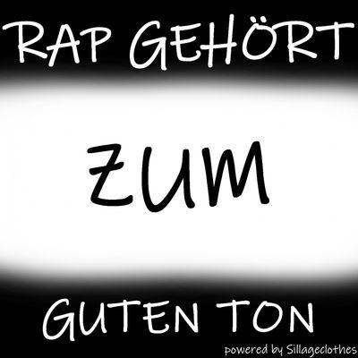 Rap gehört zum guten Ton