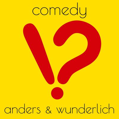 Anders & Wunderlich: Comedy-Podcast
